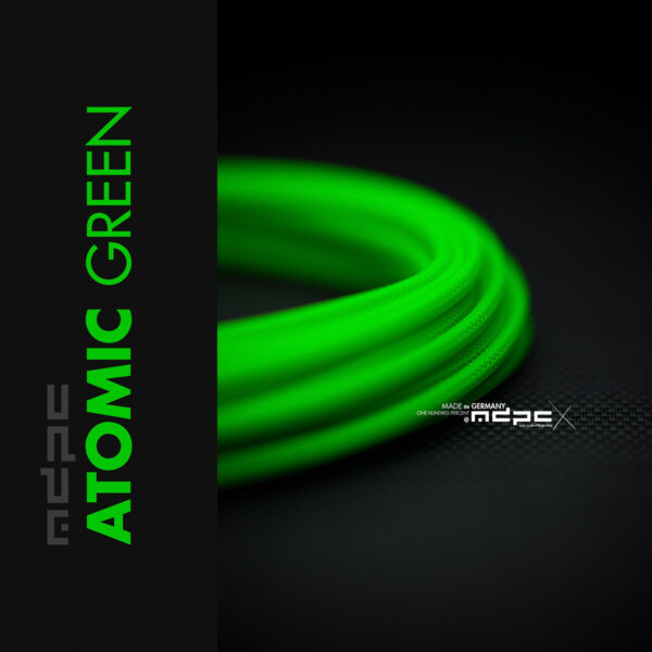 ATOMIC-GREEN | SMALL kábelharisnya 100m 1
